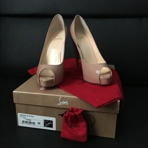 Christian Louboutin Shoes - 100% Authentic Christian Louboutin